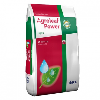 Ingrasamant foliar Agroleaf Power High N 31.11.11 + Me + Biostimulatori